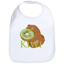 Kiwi Fruits Bib
