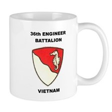 36TH ENGINEER BATTALION Small Mug