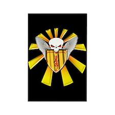 Royal Scottish Defender Rectangle Magnet