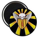 Royal Scottish Defender Magnet