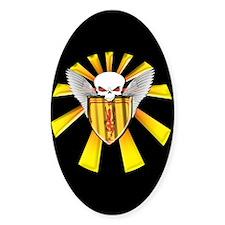 Royal Scottish Defender Decal