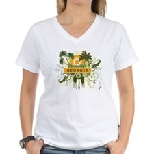 Palm Tree Georgia Shirt