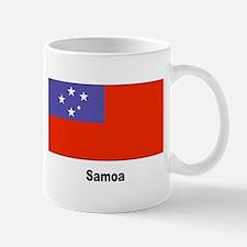 Samoa Samoan Flag Mug