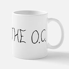 """""""I Miss The O.C."""" Small Small Mug"""
