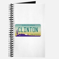 Arizona Supports Clinton Journal
