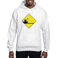 Fishing Sign Hoodie