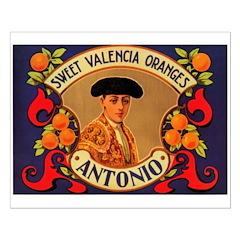 Antonio Posters