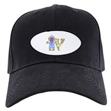 Baby Initials - V Baseball Hat