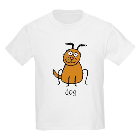 Puppy Dog Kids Light T-Shirt