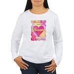 Grateful Heart Women's Long Sleeve T-Shirt