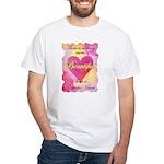 Grateful Heart Unisex White T-Shirt
