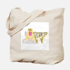 Baby Initials - W Tote Bag
