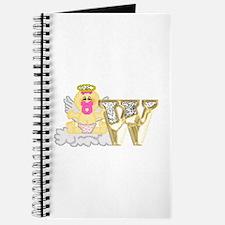 Baby Initials - W Journal