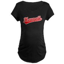 Retro Hawaii (Red) T-Shirt