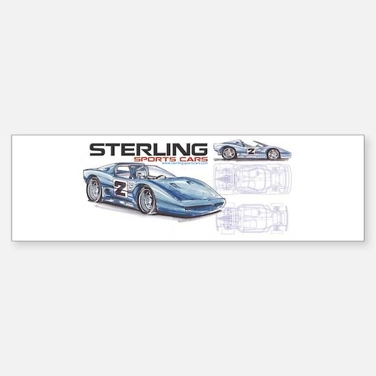 Sports Cars Bumper Sticker (10 pk)