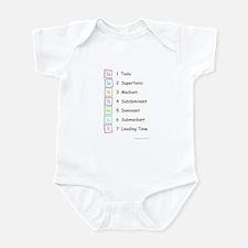 Tones of the Scale Infant Bodysuit