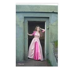 Vagina Dress Postcards (Package of 8)