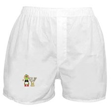 Baby Initials - Y Boxer Shorts
