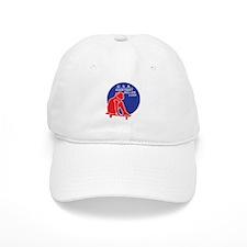 USA Apartment Roller Luge Baseball Cap