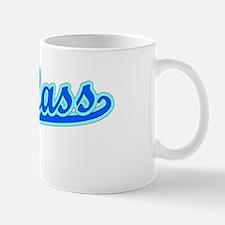 Retro Douglass (Blue) Mug