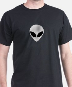 Alien Head (Smaller) T-Shirt