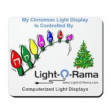 Light-O-Rama Mousepad