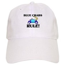 Blue Crabs Rule! Baseball Cap