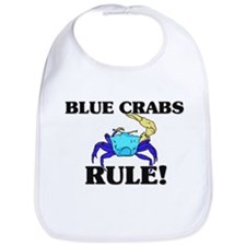 Blue Crabs Rule! Bib