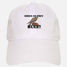 Birds Of Prey Rule! Baseball Baseball Cap