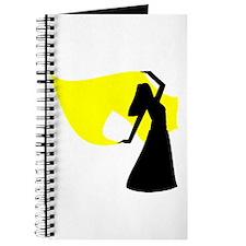 Yellow Veil Dancer Journal