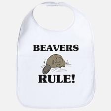 Beavers Rule! Bib