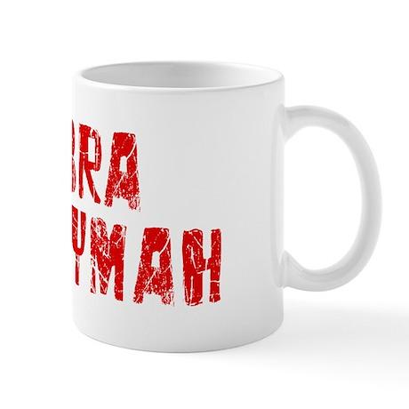 Shubra al-Kh.. Faded (Red) Mug