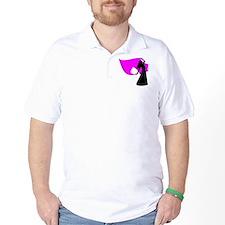 Pink Veil Dancer T-Shirt