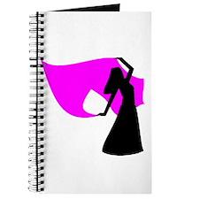 Pink Veil Dancer Journal