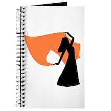 Orange Veil Dancer Journal