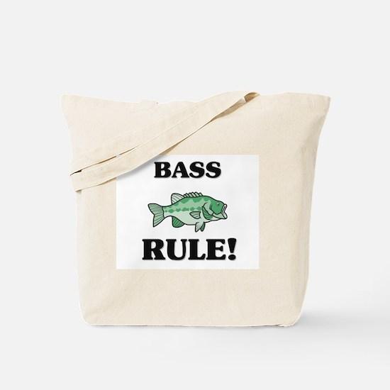 Bass Rule! Tote Bag