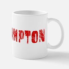 Southampton Faded (Red) Mug