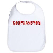 Southampton Faded (Red) Bib
