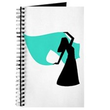 Aqua Veil Dancer Journal