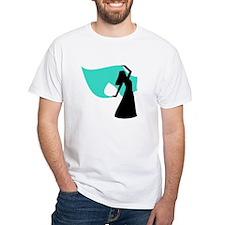 Aqua Veil Dancer Shirt