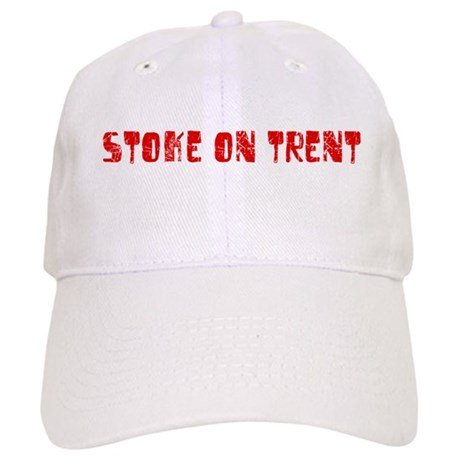 Stoke-on-Trent Faded (Red) Cap