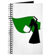 Green Veil Dancer Journal