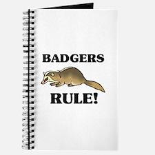 Badgers Rule! Journal