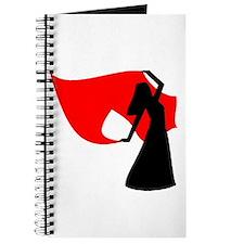 Red Veil Dancer Journal