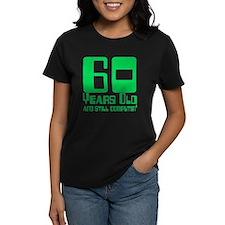 60 and Still Computin' Tee