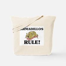 Armadillos Rule! Tote Bag