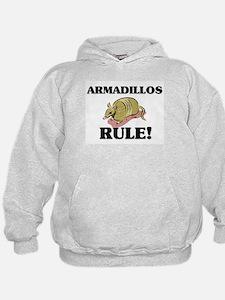 Armadillos Rule! Hoodie