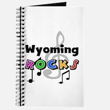 Wyoming Rocks Journal