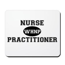 Wm's Health Nurse Practitioner Mousepad