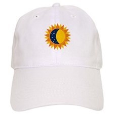 Sun Moon And Stars Baseball Cap